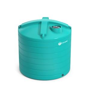 8000 Gallon Enduraplas Flat Bottom Storage Tank