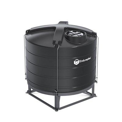 1600 Gallon 15 Deg Cone Bottom Tank (Includes Stand)