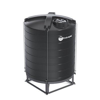 2500 Gallon 15 Deg Cone Bottom Tank (Includes Stand)
