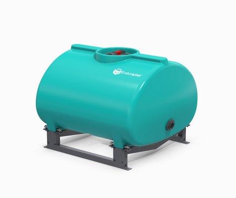 150 Gallon Enduraplas Sump Bottom Transport Tank With Frame