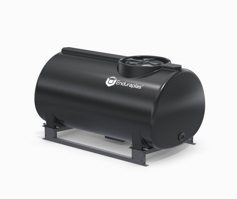 400 Gallon Enduraplas Sump Bottom Transport Tank With Frame