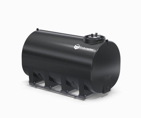 2200 Gallon Enduraplas Sump Bottom Transport Tank With Frame