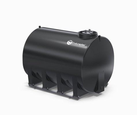 3000 Gallon Enduraplas Sump Bottom Transport Tank With Frame
