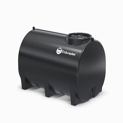 1000 Gallon Horizontal Leg Tank