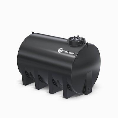 2500 Gallon Horizontal Leg Tank