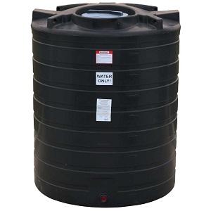 870 Gallon Flat Bottom Storage Tank