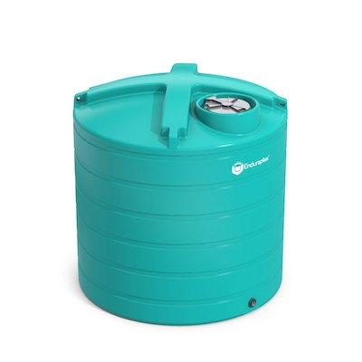 2000 Gallon Enduraplas Flat Bottom Storage Tank