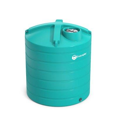 4000 Gallon Enduraplas Flat Bottom Storage Tank