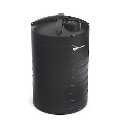 6000 Gallon Enduraplas Flat Bottom Storage Tank