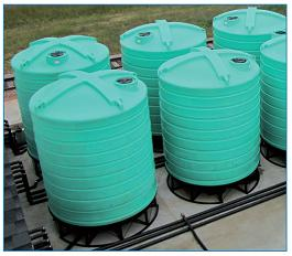 Neche ND Cone Bottom Tanks