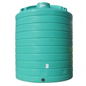 10000 Gallon Vertical Plastic Storage Tank