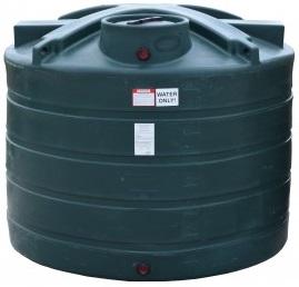 1480 Gallon Plastic Water Storage Tank