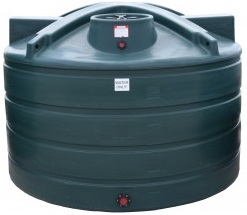 1720 Gallon Plastic Water Storage Tank