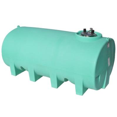 1600 Gallon Horizontal Leg Tank Thf01600 Enduraplas