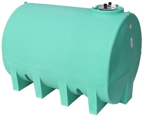 3000 Gallon Horizontal Leg Tank