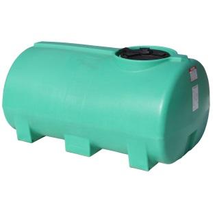 400 Gallon Horizontal Leg Tank