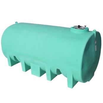 3500 Gallon Horizontal Leg Tank