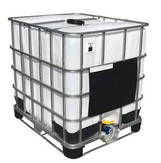 275 Gallon Re-bottled Tote - Viton Gasket, Camlock / QD