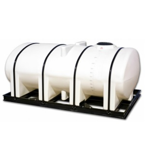 2750 Gallon Horizontal Leg Tank With Sump