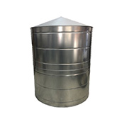 Galvanized & Stainless Steel Water Storage Tanks