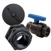 plastic tank accessories