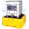 UltraTech IBC Spill Pallet PLUS (w/ drain)