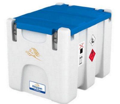 53 Gallon Portable DEF Storage Tank