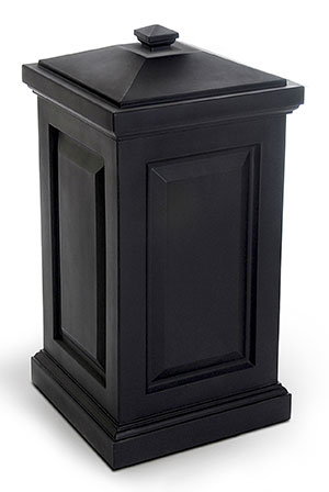 Berkshire Storage Bin - Black