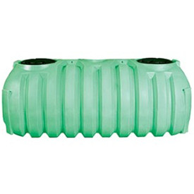 750 Gallon 1 Compartment Plastic Septic Tank (Loose Plumbing)