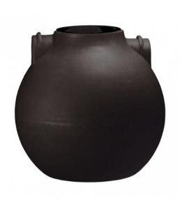 525 Gallon Low Profile Spherical Pump Tank