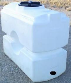 300 Gallon Doorway Water Tank (Water Weight)