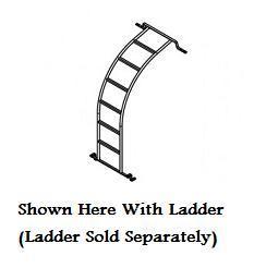 Ladder Adapter Kit for 3135 Leg Tank