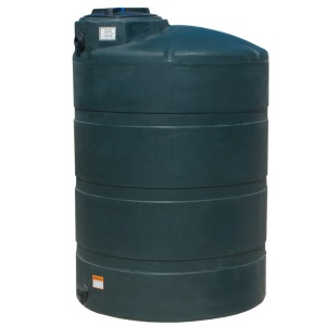 1000 Gallon Norwesco Plastic Potable Water Storage Tank