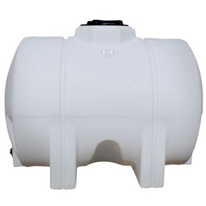 525 Gallon Horizontal Leg Tank | (CA, GA, TX & OH Ships In 48 Hrs)