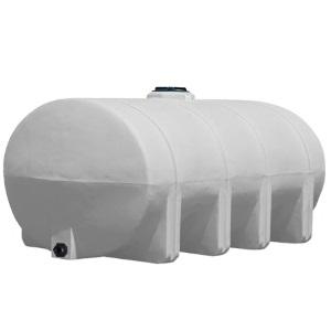 2635 Gallon Elliptical Leg Tank