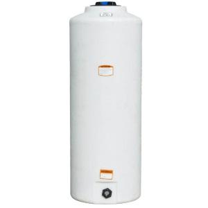 105 Gallon Vertical Plastic Storage Tank