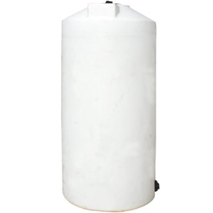 250 Gallon Vertical Plastic Storage Tank ( OH Ships In 48 Hrs)