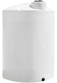 5000 Gallon Vertical Plastic Storage Tank