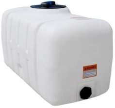 200 Gallon Flat Bottom Utility Tank