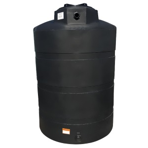 500 Gallon Norwesco Plastic Potable Water Storage Tank | (Texas Black Tanks Ships In 48 Hrs)