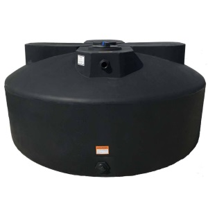 600 Gallon Norwesco Plastic Potable Water Storage Tank
