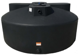 1525 Gallon Norwesco Plastic Potable Water Storage Tank