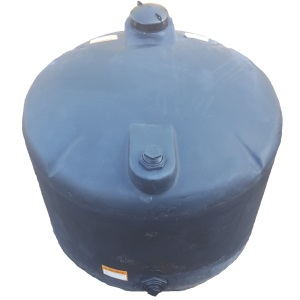 120 Gallon Norwesco Plastic Potable Water Storage Tank