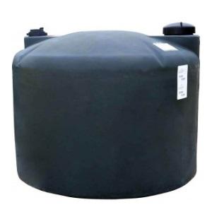 220 Gal Green Plastic Water Storage Tank