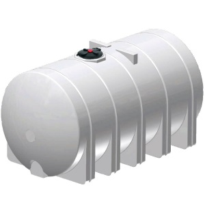 6025 Gallon Horizontal Leg Tank
