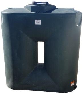 400 Gallon Green Doorway Water Tank