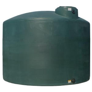 3000 Gallon Norwesco Plastic Potable Water Storage Tank