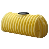 500 Gallon Plastic Septic Tank - 1 Compartment