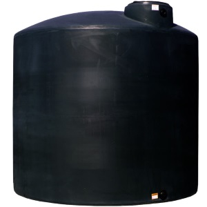 6500 Gallon Norwesco Plastic Potable Water Storage Tank