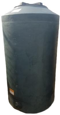 165 Gallon Norwesco Plastic Potable Water Storage Tank